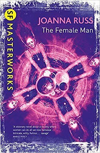 'The Female Man' by Joanna