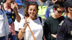 La hermana de Blanca Fernández Ochoa: