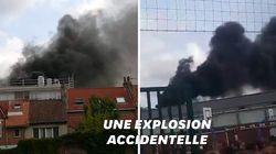 Une bouteille d'éthylène explose dans un collège à Béthune sans faire de