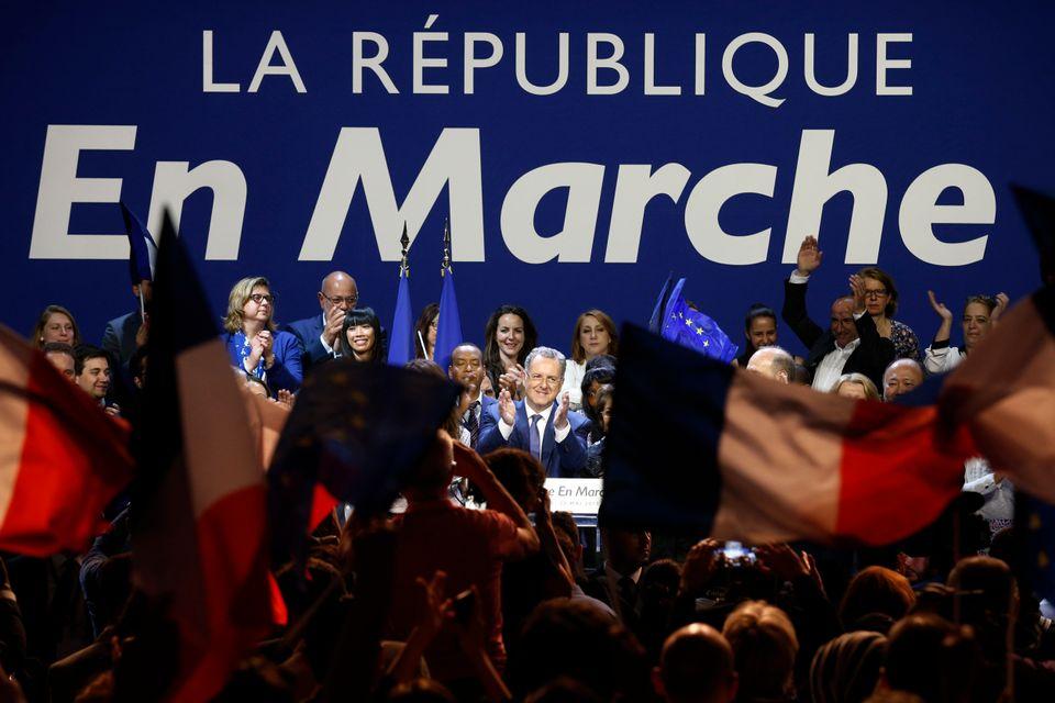 Après l'élection d'Emmanuel Macron, La République En Marche s'est bâtie en réaction aux