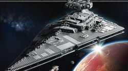 Ce Destroyer à 700 euros est le plus grand Lego Star