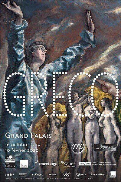 Greco au Grand Palais du 16 octobre 2019 au 10 février