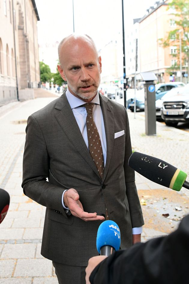 A$AP Rockys Former Lawyer Henrik Olsson Lilja Shot In The Head And Chest In Stockholm