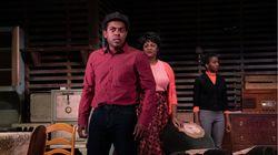 «Héritage»: un moment de théâtre