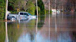 Ottawa débloque près de 50 M$ pour faire face aux inondations dans les