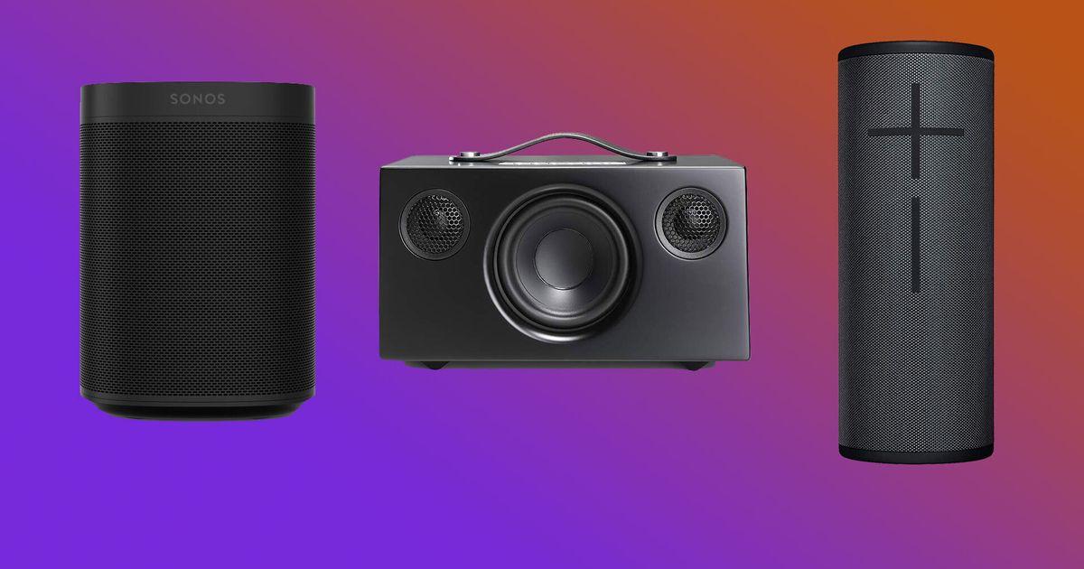 Les Meilleures Enceintes Bluetooth De 2019 Le Huffpost