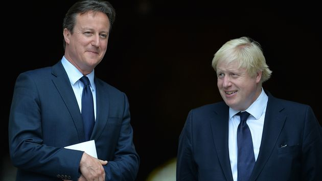Boris Johnson Penned Note Calling David Cameron A Girly Swot, Leaked Paper Shows