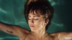 Miley Cyrus' New 'Slide Away' Video Looks Like The Aftermath Of 'We Can't