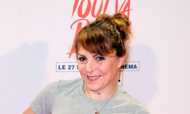 Anne-Élisabeth Blateau ici à Paris le 26 février