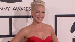Pink Opens Up About