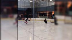 ▶Hockey Shootout Settles Calgary House