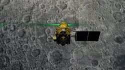 NASA Still Analysing Images To Locate Chandrayaan-2's Lander