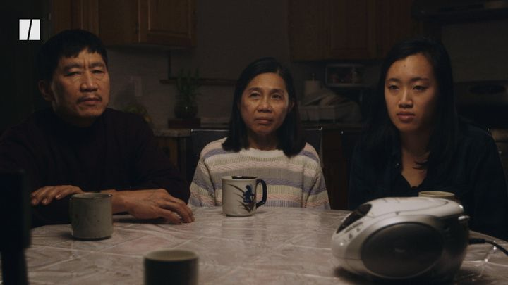 """Filmmaker Carol Nguyen interviews her family about grief, loss, and intimacy in """"No Crying At The Dinner Table,"""" which made its premiere at this year's TIFF."""