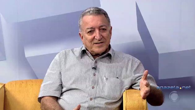 Assuero Veronez épresidente da Federação da Agricultura e Pecuária...