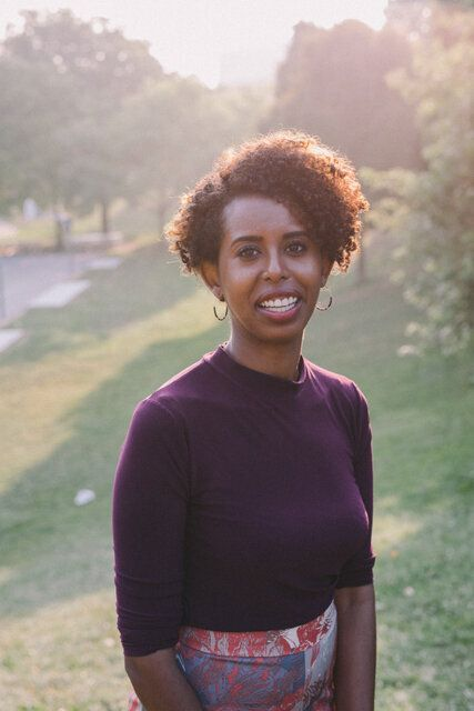 Arij Elmi is a counsellor at Hard Feelings, a Toronto-based collective that provides low-cost mental health services.