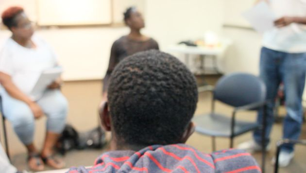 Sessions for participants from Black Space Winnipeg's Project Heal explored fitness, health, police brutality,...