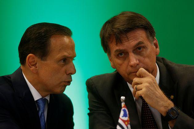 Governador de São Paulo e presidente da República: o duelo de 2022 já