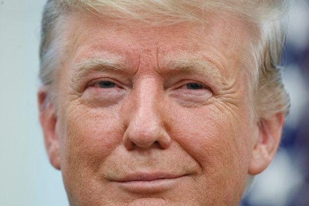 Donald Trump, ici lors d'une cérémonie dans le Bureau ovale le 5 septembre, peut compter...