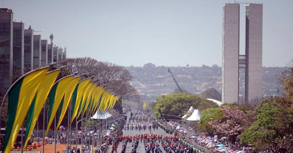 7 de Setembro: Um palanque de histórias de Juscelino a Bolsonaro