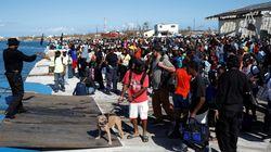 Η μεγάλη έξοδος από τις Μπαχάμες μετά τον Ντόριαν - Δεκάδες οι