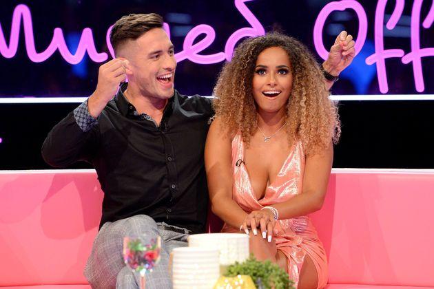 Love Island Winner Greg OShea Confirms Amber Gill Split – But Denies Text Dumping