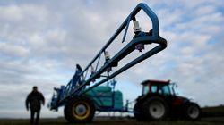 Pesticides : le gouvernement veut une distance minimale entre les champs et les