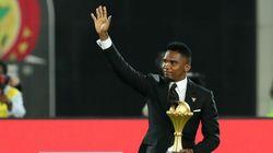 À 38 ans, le footballeur Samuel Eto'o prend sa