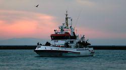 Διαρροή λαδιών στο λιμάνι της Μυτιλήνης από πλοίο της