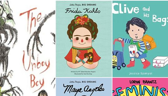 10 Books To Help You Raise A Feminist