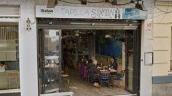 'La Tapilla Sixtina' y otros 15 bares y restaurantes con nombres