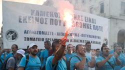 Σε κλοιό διαδηλώσεων η Θεσσαλονίκη στο περιθώριο της 84ης