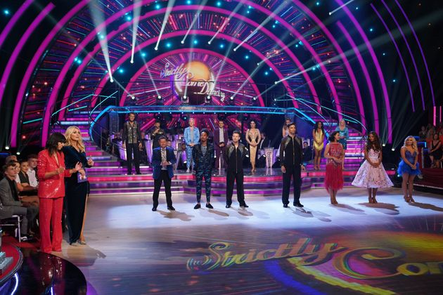 Strictly Come Dancing 2019 Couples Revealed During Launch Show