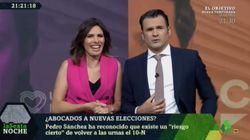 Verónica Sanz logra en su primer día en 'LaSexta Noche' lo que Iñaki López no había conseguido en 7