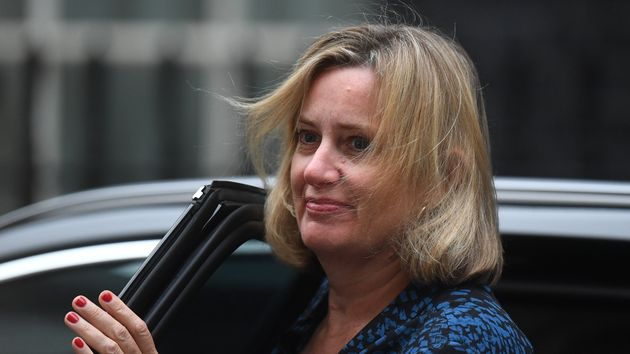 Amber Rudd Resigns From Cabinet And Quits Conservative Party