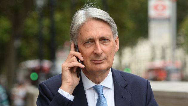 Philip Hammond To Challenge His Sacking From The Tories For Rebelling Over Brexit