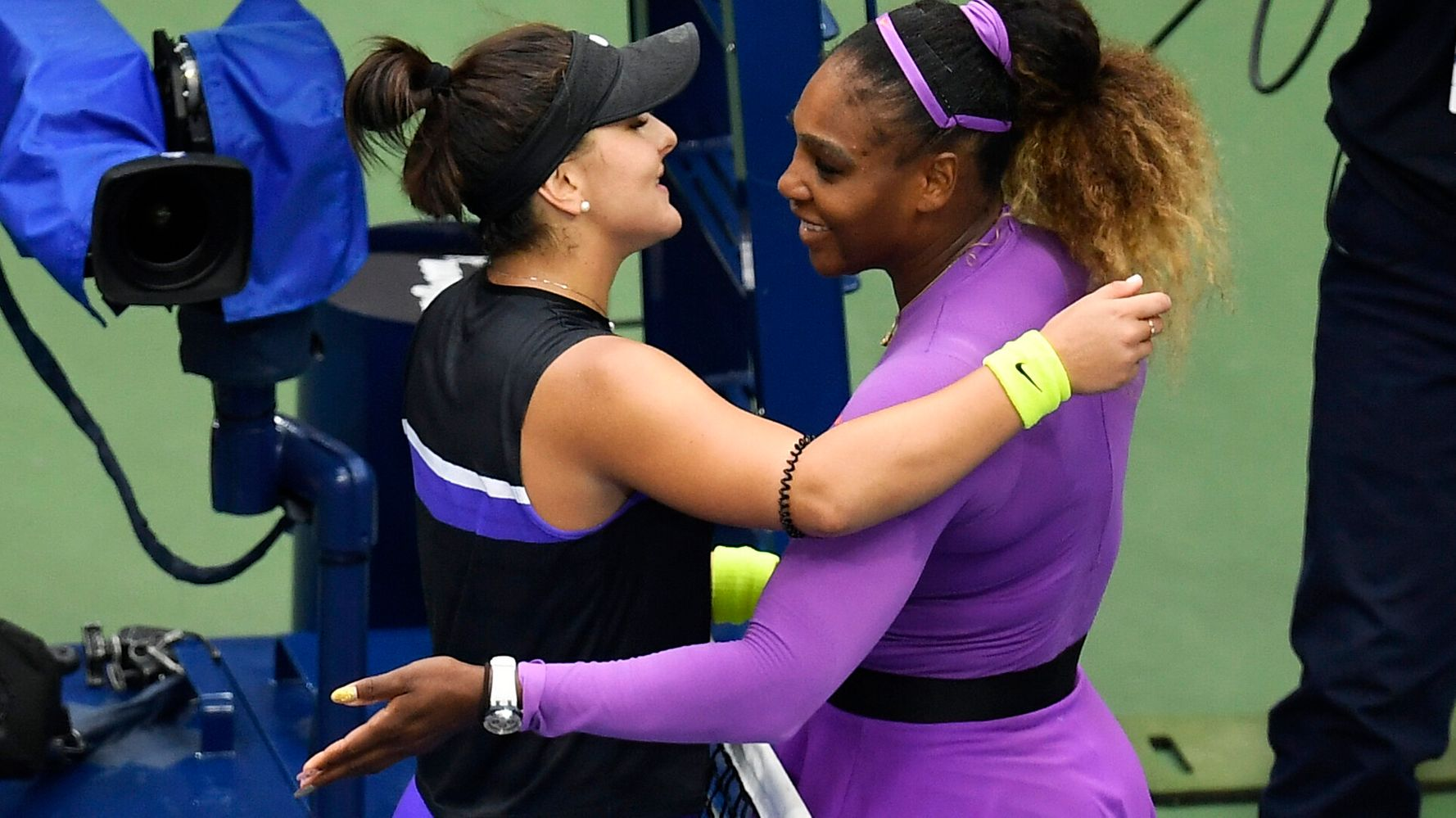 Westlake Legal Group 5d742cab2300002302512749 Serena Williams Misses Out On History, Falls To 19-Year-Old Bianca Andreescu In US Open Final