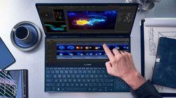 Ce PC portable à double-écran permet de procrastiner en toute