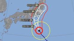 【台風15号】接近に備えて、知っておきたい10のこと 関東に直撃の進路予想