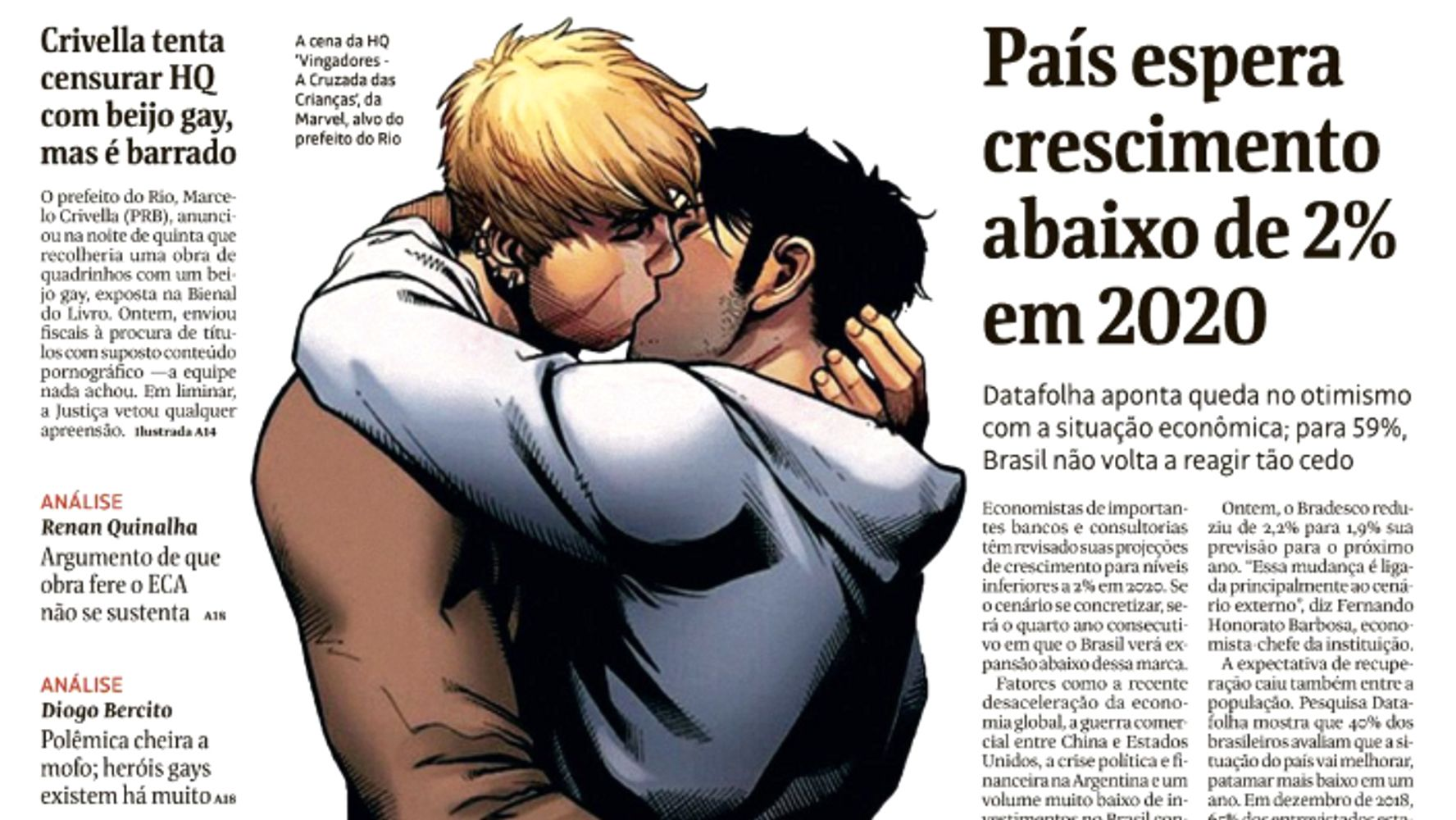 Gay Dating Sao Paulo