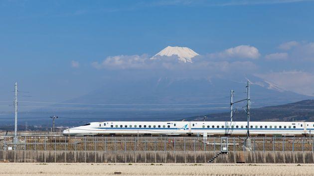 東海道新幹線のイメージ写真