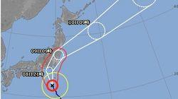【台風15号】首都圏などで「記録的な暴風」の恐れ。気象庁が警戒呼びかける
