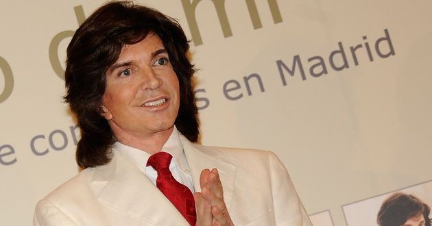 MADRID, SPAIN - JULY 06: Singer Camilo Sesto launches his new album 'Todo de Mi' at the Palace Hotel...