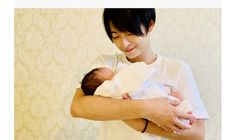 小池徹平さんと永夏子さんに第一子誕生。「僕の人生も第二章に入った」