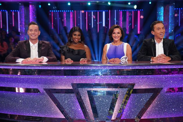 Strictly Come Dancings New Judge Motsi Mabuse Wins Legion Of Fans As She Makes Stunning Debut