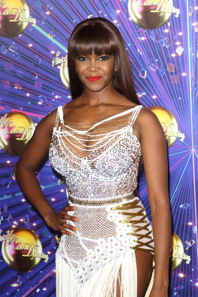 Motsi is the sister of pro dancer