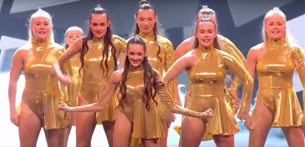 Britains Got Talent: MerseyGirls Have Viewers And All Four Judges In Tears With Emotional Post-Surgery Return
