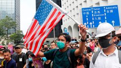 Hong Kong Protesters Appeal To Trump To 'Liberate' City From