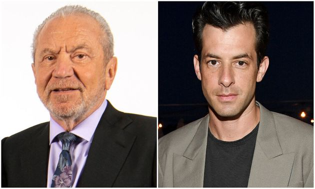 Mark Ronson Hits Back At Lord Sugar After He Questions If Producer Has Any Real Talent