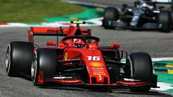 Leclerc c'è! Il pilota monegasco porta la Ferrari alla vittoria a Monza dopo nove