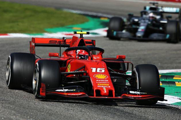 Leclerc porta in trionfo la Ferrari a Monza nove anni dopo l'ultimo